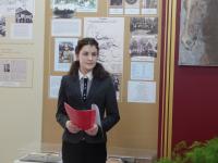 Семёнова Арина 9 класс