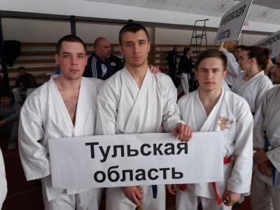 Первенство России 2017 среди юниоров до 23 лет по рукопашному бою