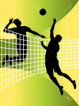 11083756-vector-abstract-illustration-of-volleyball-players