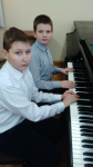 Фортепианный дуэт Экспромт