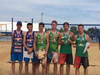 победители и призёры первенства