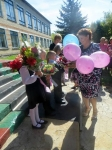Поздравления и подарки первоклассникам от директора школы