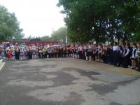 Глядковская школа 2