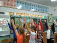 танцуем флешмоб