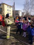 Салтыковская ОШ, пост пожарной охраны с. Пичкиряево