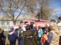 Берестянская ОШ, Баранов Д.Н. пожарный Берестянского поселения