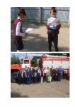 Первый урок - ОБЖ в пожарной части - 0006