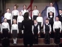 Выступает хор