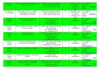 Афиша (план мероприятий) на август 2016 - 0002