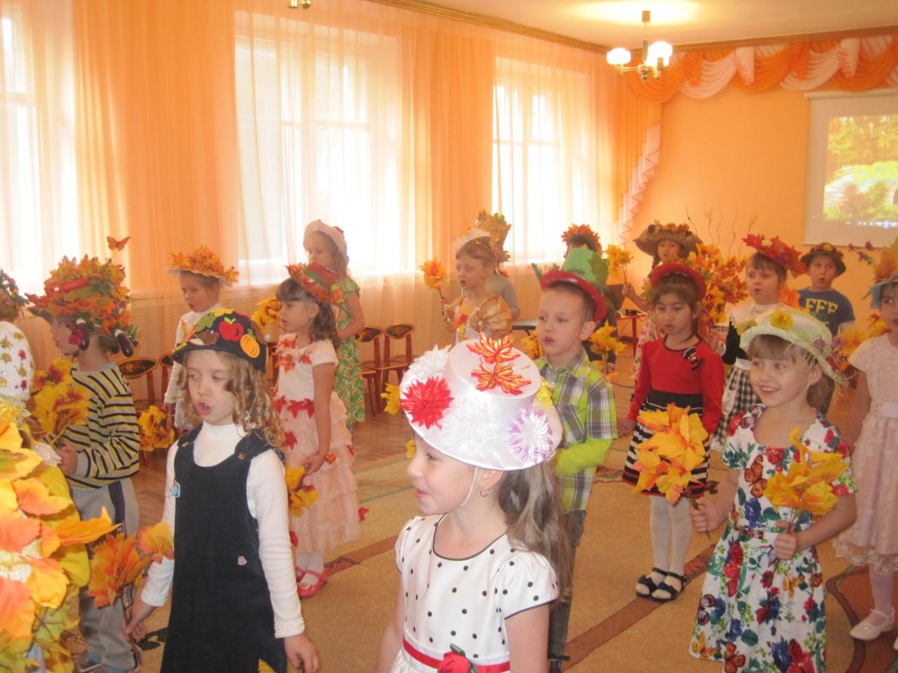 Шляпка своими руками в детский сад девочке