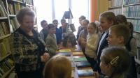 3а класс (кл.руководитель Анисимова Т.А.) День словаря в школьной библиотеке