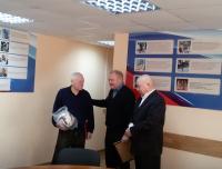 Поздравление президента           ТОФФ               Г.В. Куличенкова
