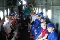 02 На борту самолета