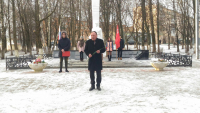 митинг ф-л Плехановский 2
