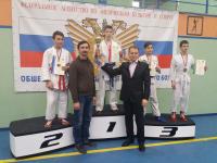 Савыкин 1 место