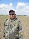 Главный агроном Виктор Лобачёв