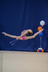 Соревнования по художественной гимнастике «Кубок ОФСОО «Русь»