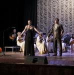 _MG_0526 В. Серёгина и Б. Хамперов исполняют произведение И. Кальман «Дуэт Стаси и Бони»