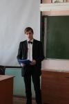 Федоров Денис, 9 в класс