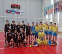наша команда и победитель - команда Костромы
