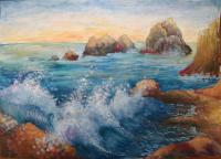 Жук Варя Морская волна +