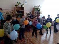 Соревнования мальчиков начальных классов, посвященные 23 февраля