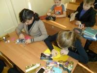 изготовление открыток на занятиях внеурочной деятельности