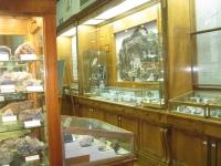 Экспозиции Музея землеведения МГУ