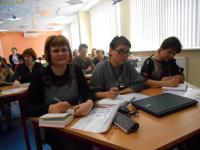 Участники семинара из Сасовского района 1