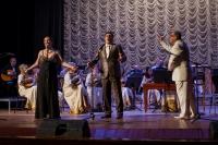 _MG_0527 В. Серёгина и Б. Хамперов исполняют произведение И. Кальман «Дуэт Стаси и Бони»