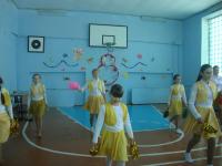 танцевальный коллектив  НЕПОСЕДЫ
