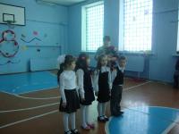 Выступление1 класса