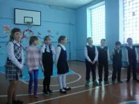 Выступление 3 класса