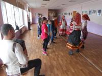 Танцевальная мастерская (рук. Печенева Л.С., конц. Чекунов С.С.)