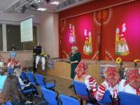 Открытие семинара. А.П. Грисенко