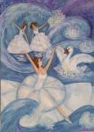 Елисеева Мария Танец лебедей