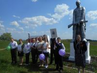 Митинг, посвященный 71-годовщине  Великой Победы (д.Турдей)