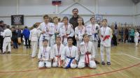 тренер Дагаев с воспитаниками
