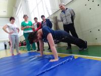 упражнение выполняет Мирошкина Т.С. фельдшер скорой медицинской помощи