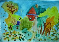 Семья Афанасьева Ивана «Осень в саду»