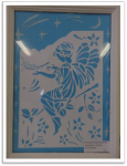 03 «Рождественский ангел» Воспитатель Коробкова Е.М. Техника - вытынанка