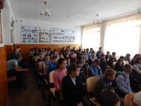 Общешкольная конференция Симбирский край - земля отцов