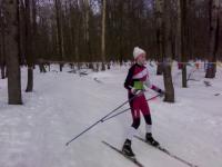 лыжи ГТО