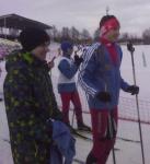 лыжные гонки1