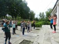 05 Флешмоб «Танцуют дети»