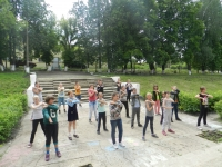 06 Флешмоб «Танцуют дети»