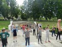 04 Флешмоб «Танцуют дети»