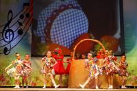 Образцовый хореографический ансамбль танца Сюрприз художественный руководитель Катогарова Людмила Николаевна