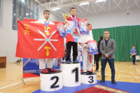 Косов Александр 2 место
