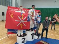Грёзов Роман 2 место
